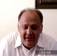 Actor Alok Nath
