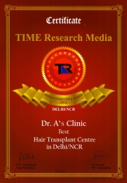 Best Hair Transplant Centre in Delhi/NCR
