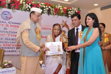 Global Indian of the Year Award 2014