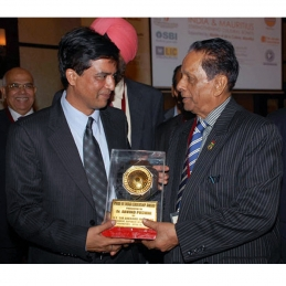Pride of India Leadership Award