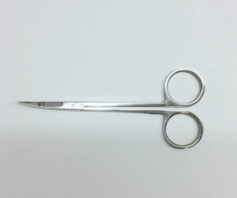 Dr  A s small scissors