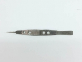 Dr A s micro straight forceps