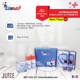 Family Safety Hygiene Kit